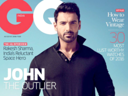 On the covers of John Abraham