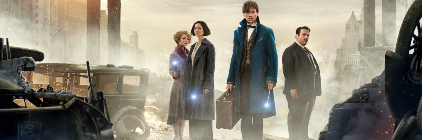 Fantastic Beasts and Where to Find Them (English)