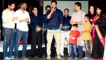 John Abraham grace the music launch of Marathi film 'Fugay'