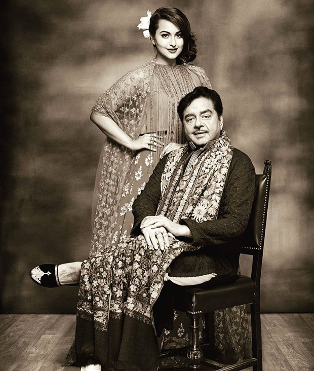 Amitabh Bachchan and Sonakshi Sinha share heartwarming birthday messages for Shatrughan Sinha 1