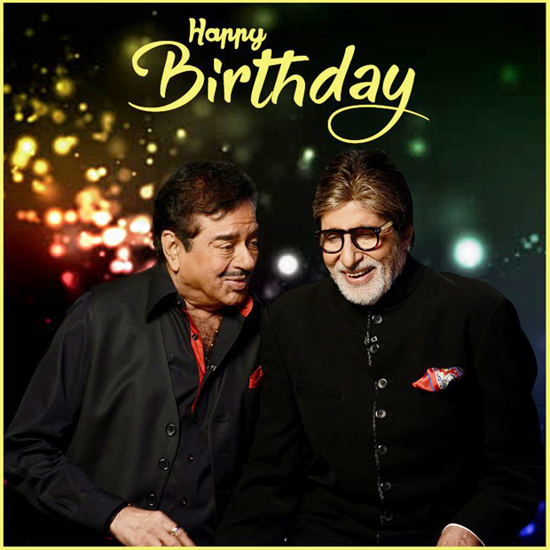 Amitabh Bachchan and Sonakshi Sinha share heartwarming birthday messages for Shatrughan Sinha 2
