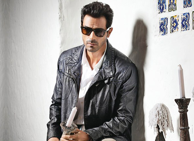 When Arjun Rampal suffered from stage fright | SIMPLY ...