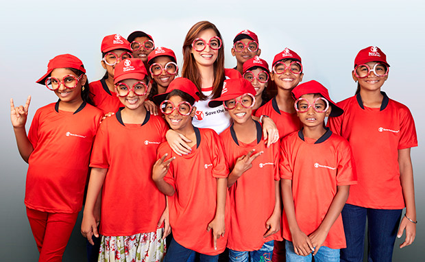 Check out Dia Mirza joins Save the Children as artist ambassador`1