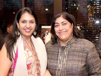 Launch of Gauri Khan's book in London