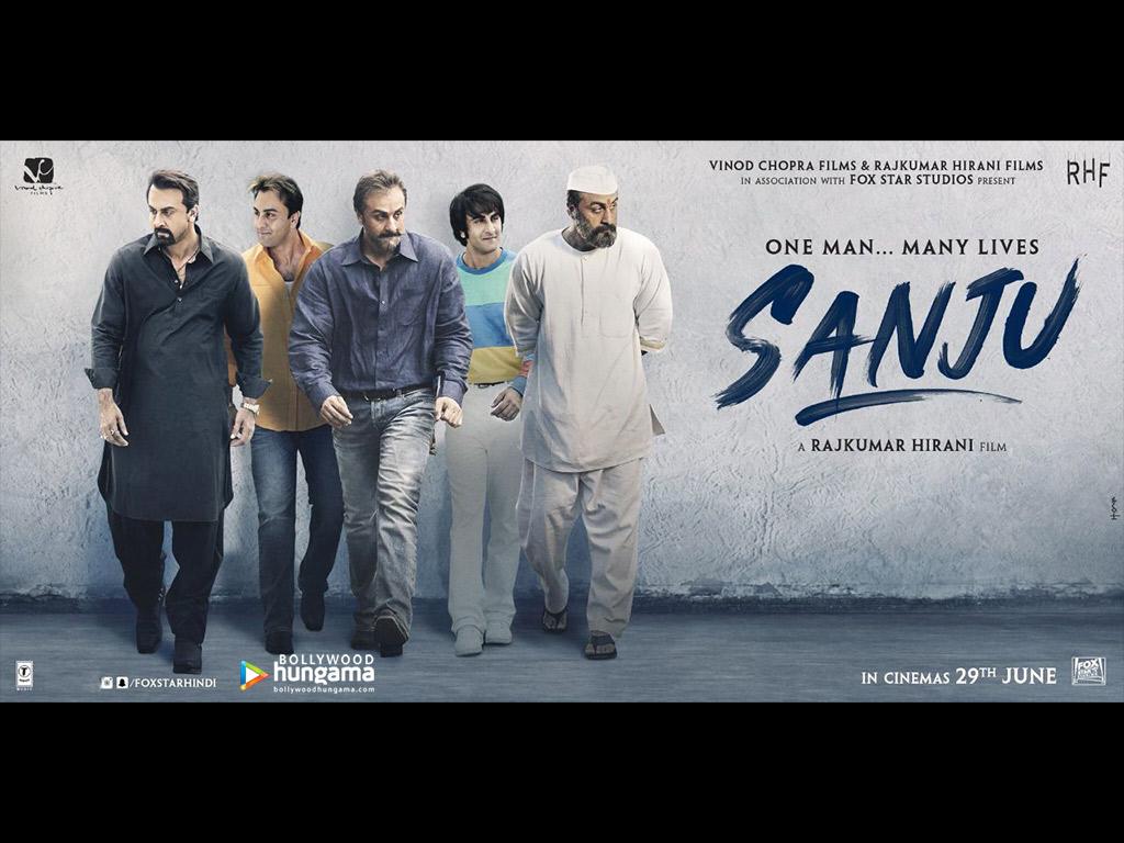 Movie Wallpapers Of The Movie Sanju
