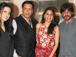 Shah Rukh Khan At Madhur Bhandarkar's House Warming Party video