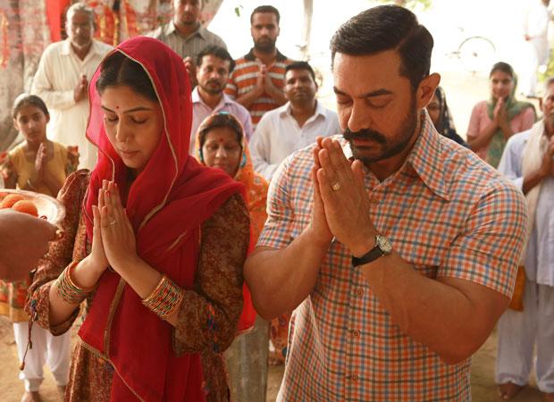 Aamir Khan's Dangal Day 15 in overseas