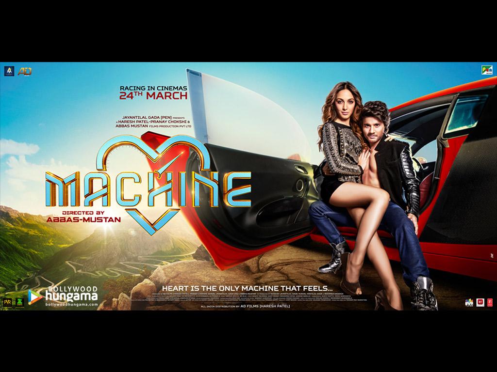 Machine 2017 Wallpapers Machine 5 Bollywood Hungama