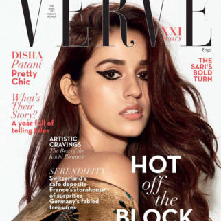Disha Patani On The Cover Of Verve, Jan 2017