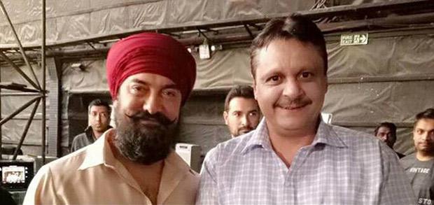 Aamir Khan's turban look