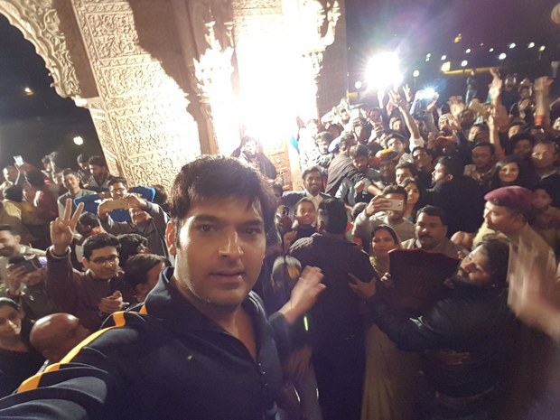 It's a wrap for Kapil Sharma's first schedule of Firangi-1