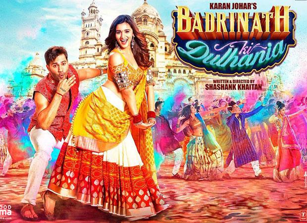 Music review – Badrinath Ki Dulhania