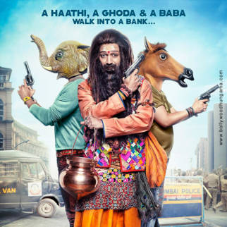 First Look Of The Movie Bank Chor