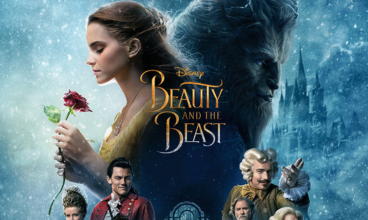 Movie Review: Beauty And The Beast (English)