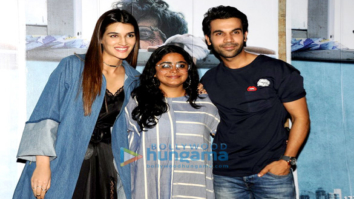 Kriti Sanon, Richa Chadda, Soha Ali Khan and many more snapped at Rajkumar Rao's screening of 'Trapped'