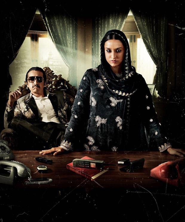REVEALED Shraddha Kapoor and brother Siddhanth's look in Haseena - The Queen of Mumbai