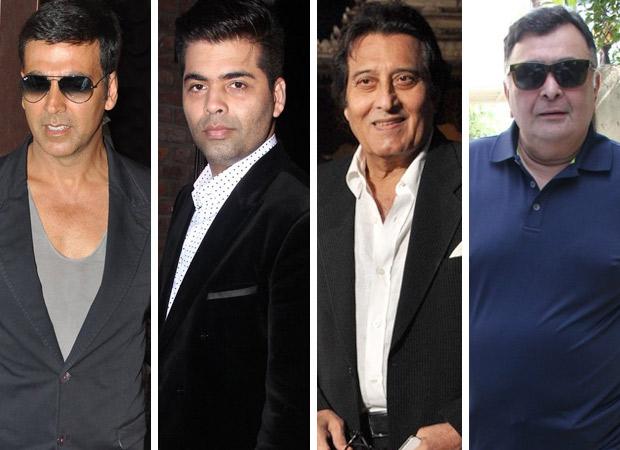 Bollywood celebrities mourn the sudden passing of veteran actor Vinod Khanna1111