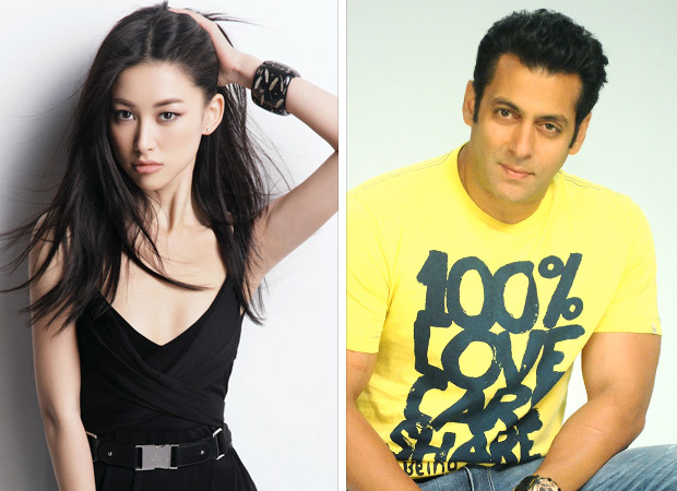 Chinese actress Zhu Zhu to promote Tubelight with Salman Khan in India1