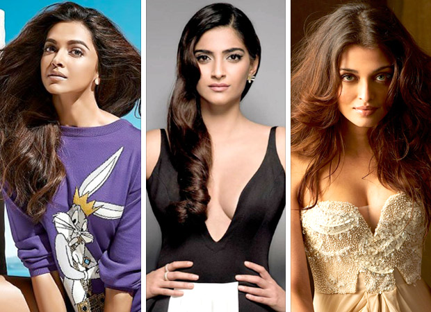 Deepika Padukone, Sonam Kapoor and Aishwarya Rai Bachchan to walk red carpet at Cannes 2017