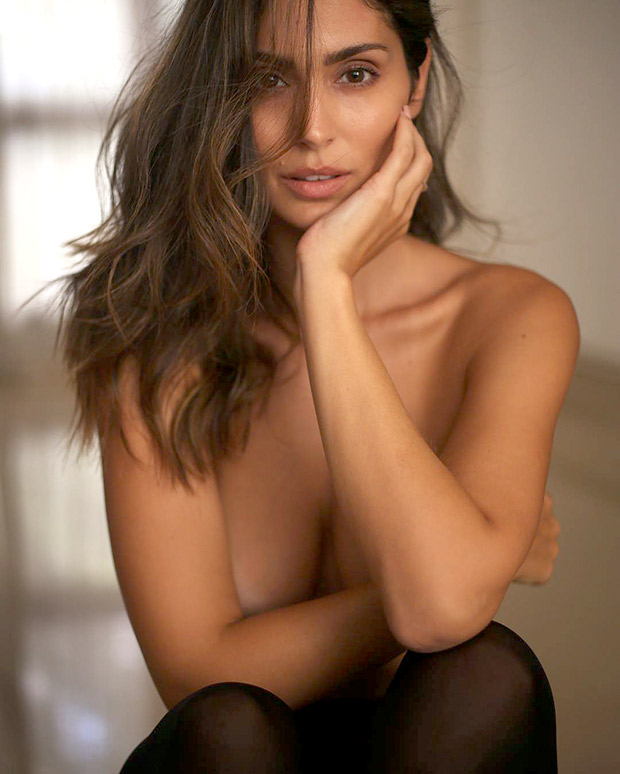 HOT! Bruna Abdullah's latest topless pic is bound to break the internet!