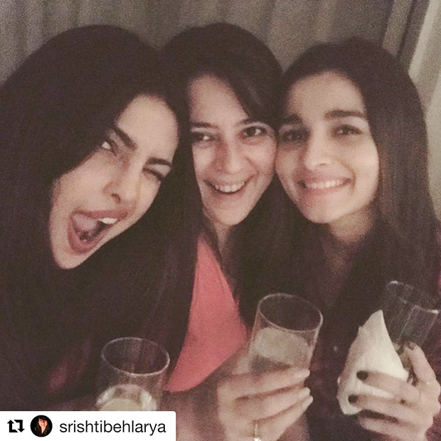Here's how Priyanka Chopra and Alia Bhatt partied with their gang1