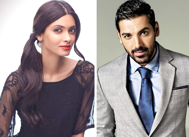 KriArj Entertainment ropes in Diana Penty for two films; one in lead role with John Abraham