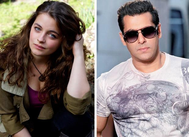 Playboy model is not part of Salman Khan starrer