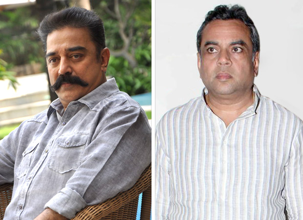Kamal Haasan reacts to his friend Paresh Rawal's outburst against author-activist Arundhati Roy