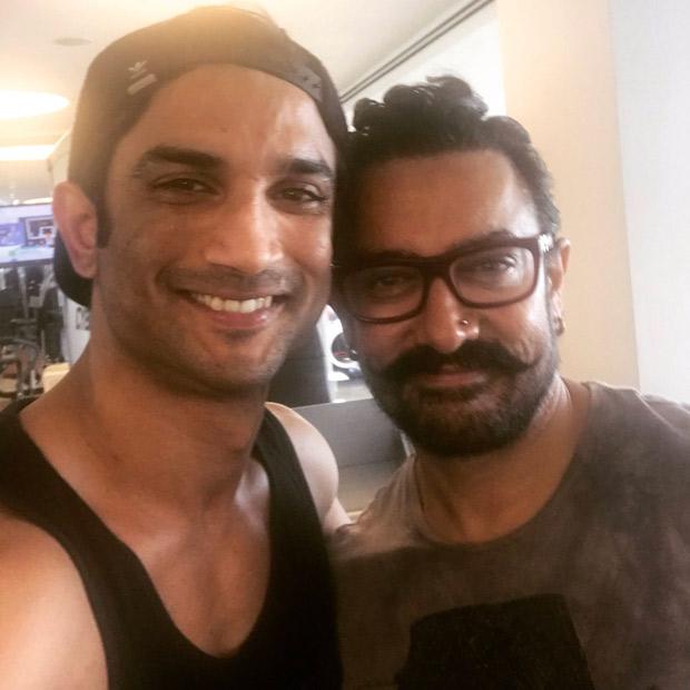 OMG! Did Aamir Khan just get his nose pierced