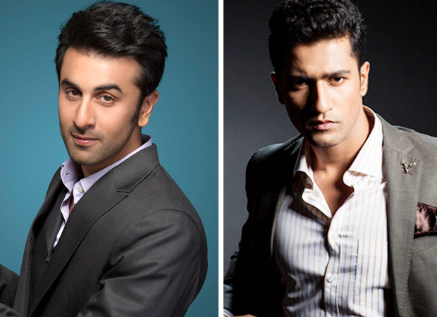 WHAT? Ranbir and Vicky to match steps in Dutt biopic!