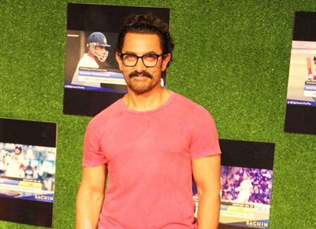 This is how Aamir Khan reacted after watching Sachin A Billion Dreams news