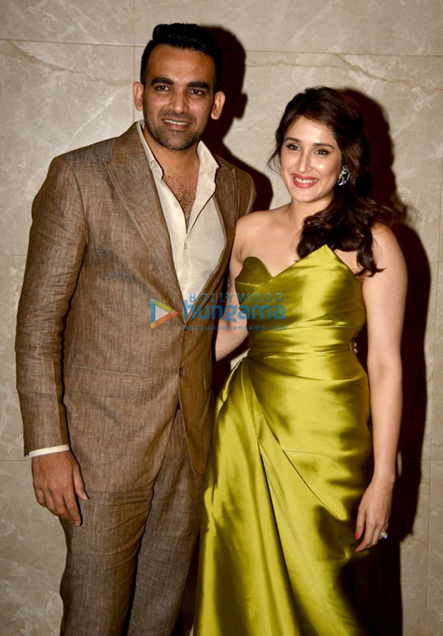 This is how Zaheer Khan and Sagarika Ghatge celebrated their union