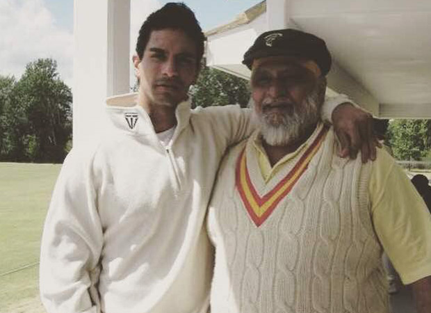 Angad Bedi all set to turn director for father Bishan Singh Bedi's documentary