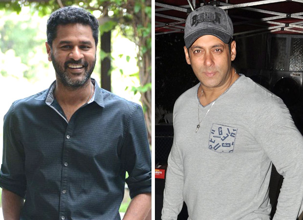 BREAKING: Prabhu Dheva signed to direct Salman Khan in Dabangg 3