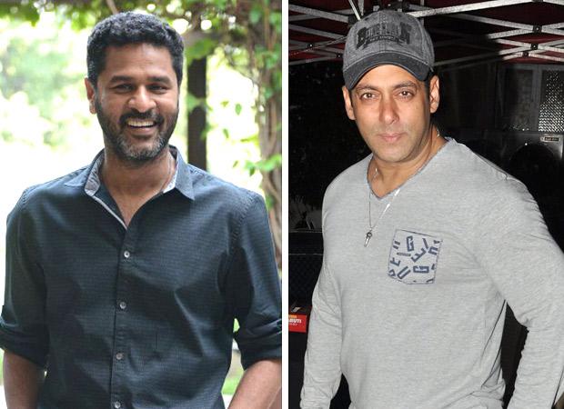 BREAKING: Prabhu Dheva signed to direct Salman Khan in Dabangg 3