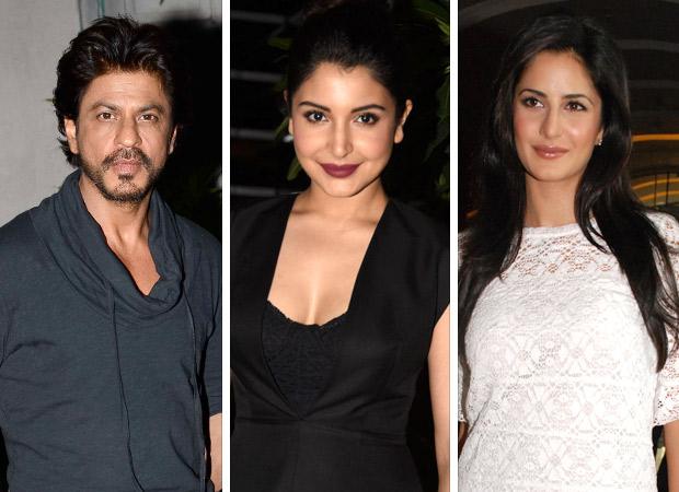 CONFIRMED Shah Rukh Khan, Anushka Sharma and Katrina Kaif in Aanand L Rai's next1