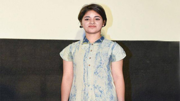 Dangal star Zaira Wasim rescued after meeting with accident