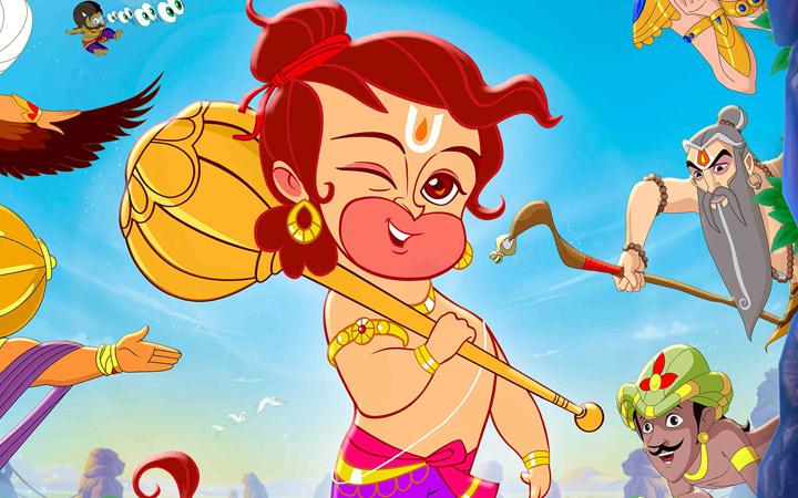 Hanuman Da Damdaar Review 2 5 5 Hanuman Da Damdaar Is A Cute Film That Mainly Appeals To Very Young Kids
