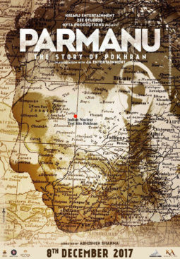 First Look Of The Movie Parmanu – The Story of Pokhran