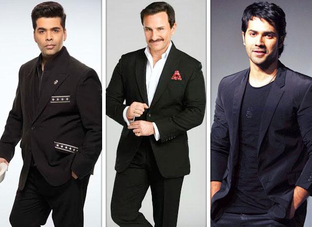 Saif Ali Khan- Karan to co-host IIFA Awards 2017; Varun Dhawan to make his debut news