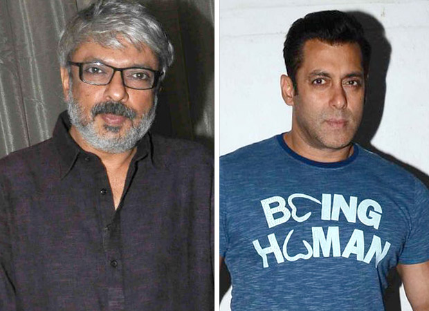 Sanjay Leela Bhansali teams up with Salman Khan for an intense love story