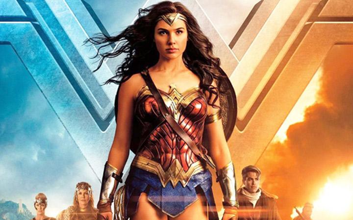 Movie Review: Wonder Woman (English)