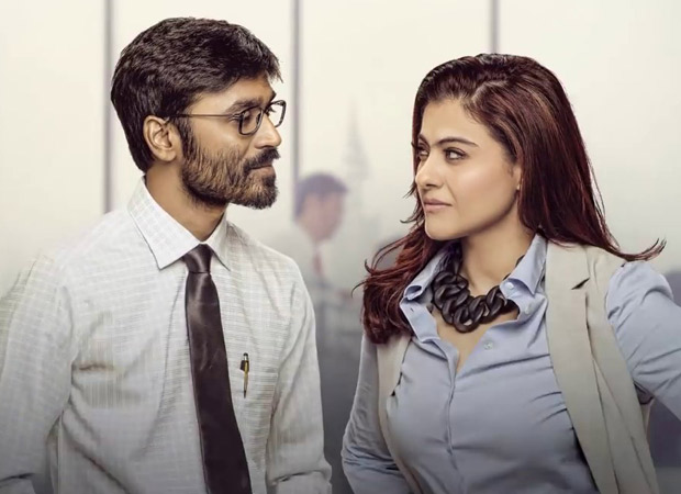 Is the DhanushKajol starrer VIP 2 a remake of Raj Kanwar's Laadla