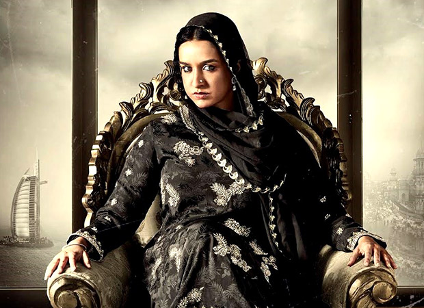 Petite Shraddha Kapoor gains 17 kgs to play her gangster's role in Haseena Parkar