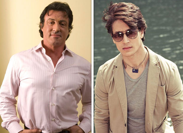 Heard this: Sylvester Stallone in Tiger Shroff's 'Rambo'?