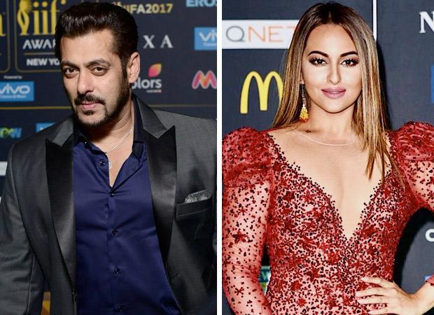 WOW! Salman Khan shoots a cameo in Sonakshi Sinha starrer Crazy Hai Hum
