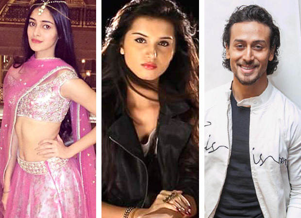 Ananya Panday and Tara Sutaria to star opposite Tiger Shroff in Student Of The Year 2