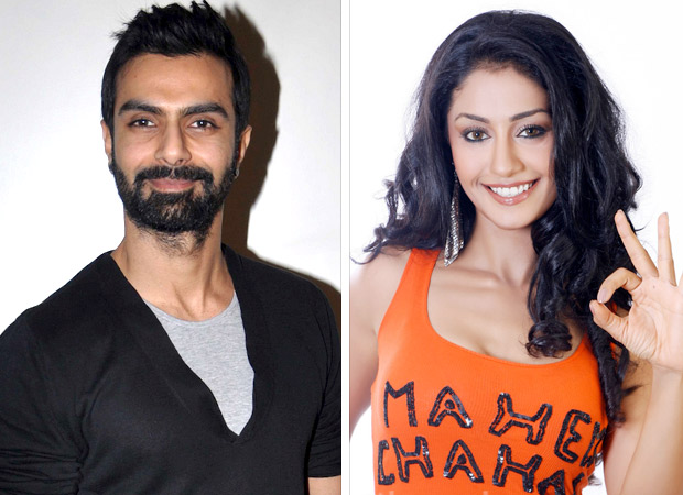 OMG! Ashmit Patel goes down on his knees with a ring for Maheck Chahal in Spain