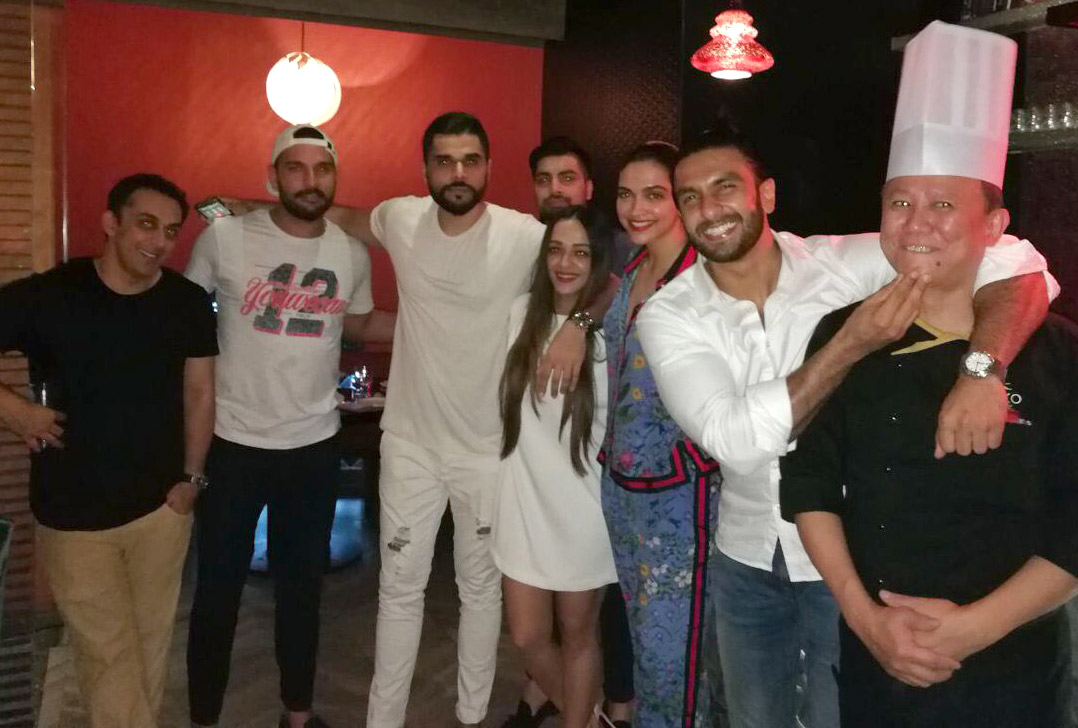 Check out: Ranveer Singh and Deepika Padukone's date night turns into a group night with Yuvraj Singh and Rohan Gavaskar