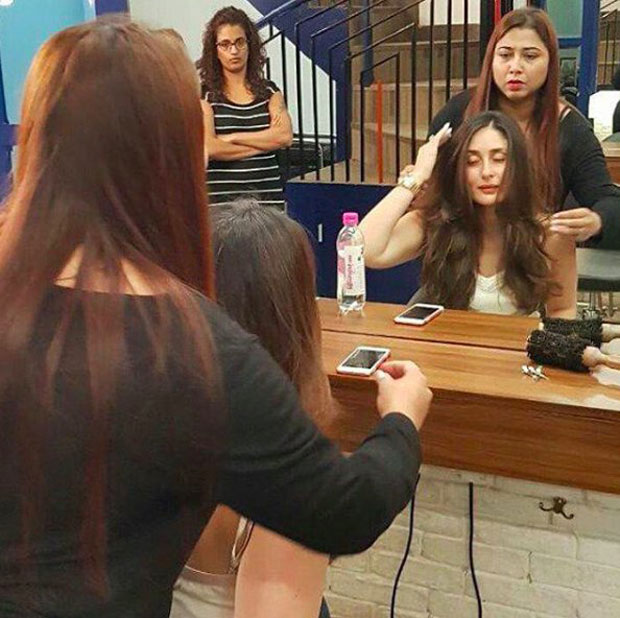 Fresh Look! Kareena Kapoor Khan goes through a transformation for Veere Di Wedding